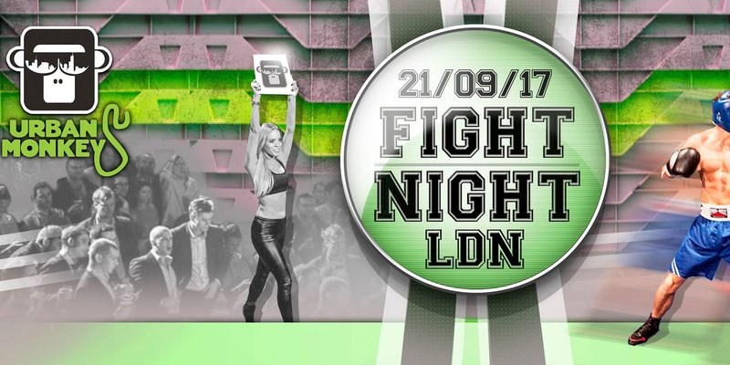 FIGHT NIGHT LDN XV at The Clapham Grand