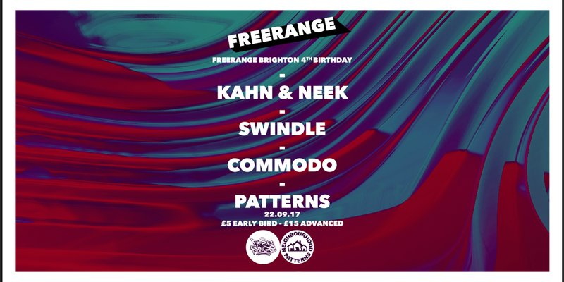 Kahn & Neek / Swindle / Commodo