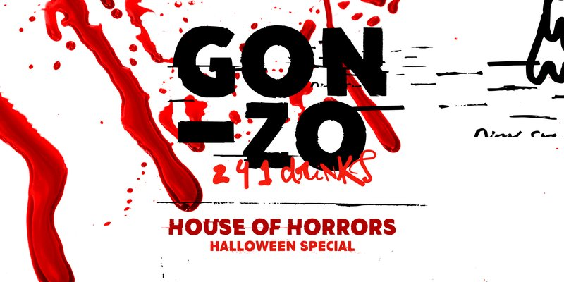 ★ G O N Z O ★ House of Horrors Halloween Special