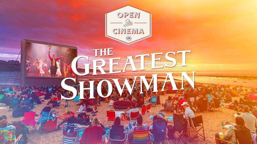 Tarquin's Present: The Greatest Showman At Porthminster Beach