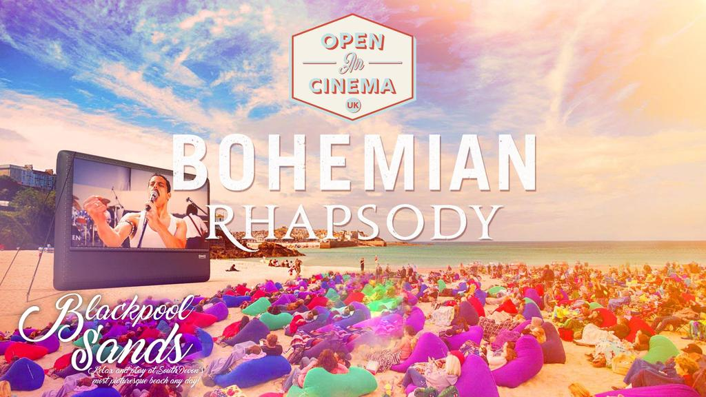 Bohemian Rhapsody At Blackpool Sands - Dartmouth