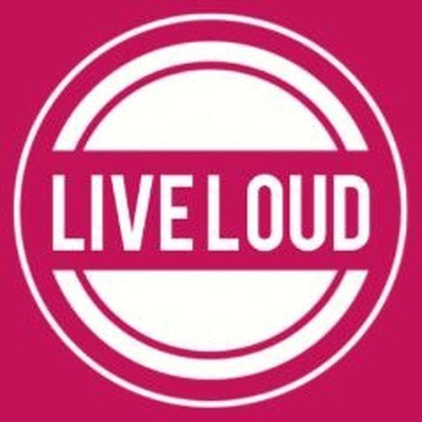 Live Loud Cov