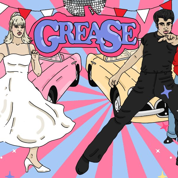 40 years of Grease - The Club Tour